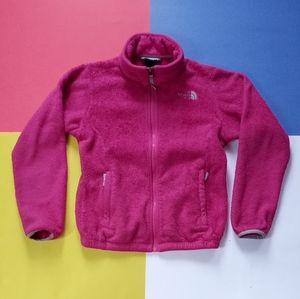 2011 Junior Girls The North Face Fitted Fleece